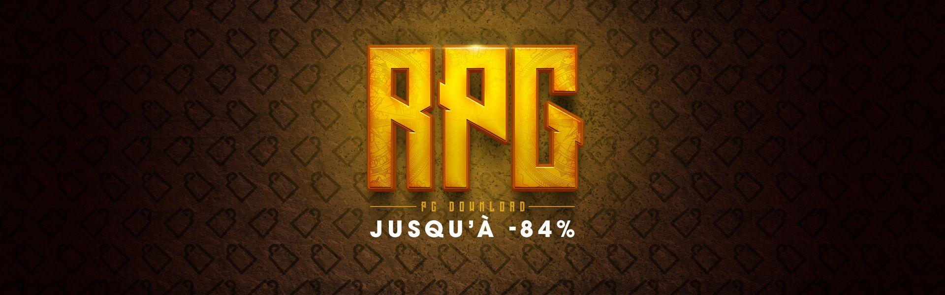 RPG Sale - PC DOWNLOAD