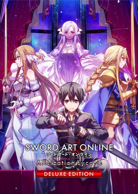 SWORD ART ONLINE ALICIZATION LYCORIS - Deluxe Edition [PC Download]
