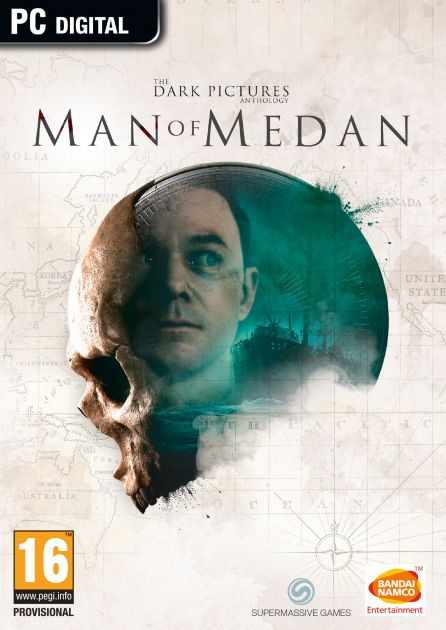 THE DARK PICTURES: MAN OF MEDAN [PC Download]