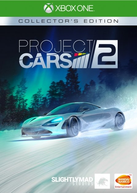 PROJECT CARS 2 - Collector's Edition [XBXONE]