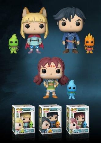 NI NO KUNI: POP! Figurines Bundle
