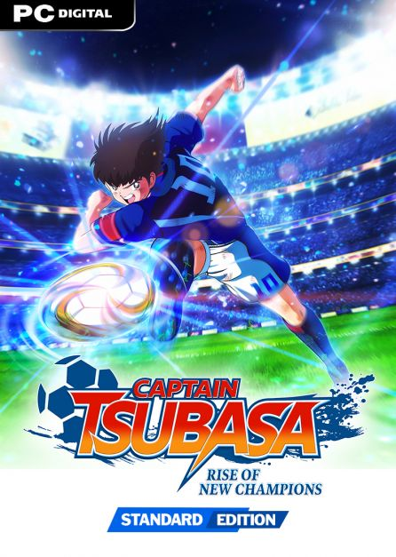 CAPTAIN TSUBASA: RISE OF NEW CHAMPIONS [PC Download]