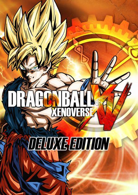 DRAGON BALL XENOVERSE - Edición Deluxe  [PC Download]