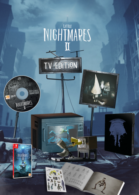 LITTLE NIGHTMARES II - TV edition [SWITCH]