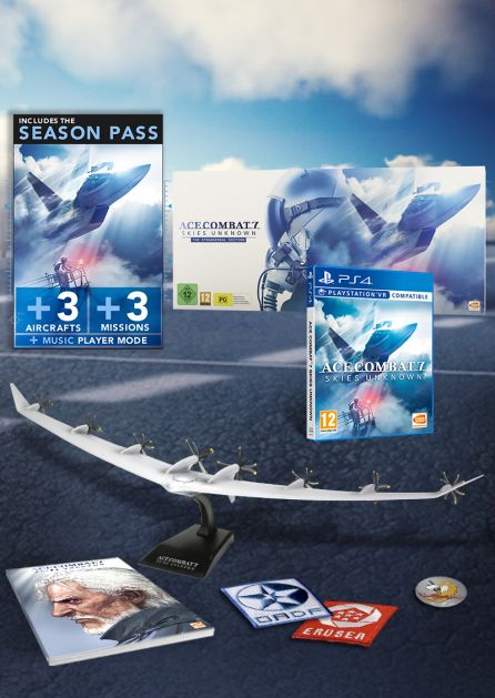 ACE COMBAT 7: SKIES UNKNOWN - Édition Collector [PS4]