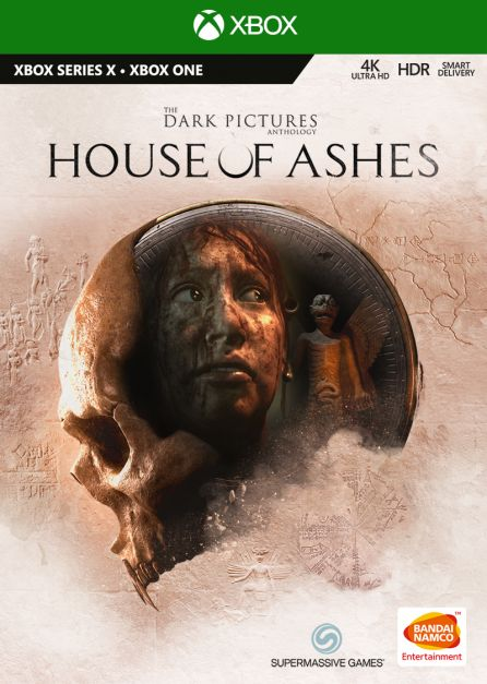 THE DARK PICTURES ANTHOLOGY: HOUSE OF ASHES [XSX-X1]