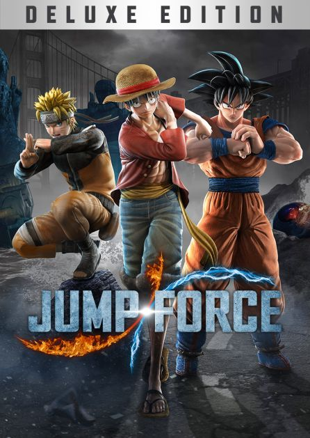 JUMP FORCE - Édition Deluxe  [PC Download]