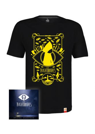 LITTLE NIGHTMARES SIX: MEN'S T-SHIRT