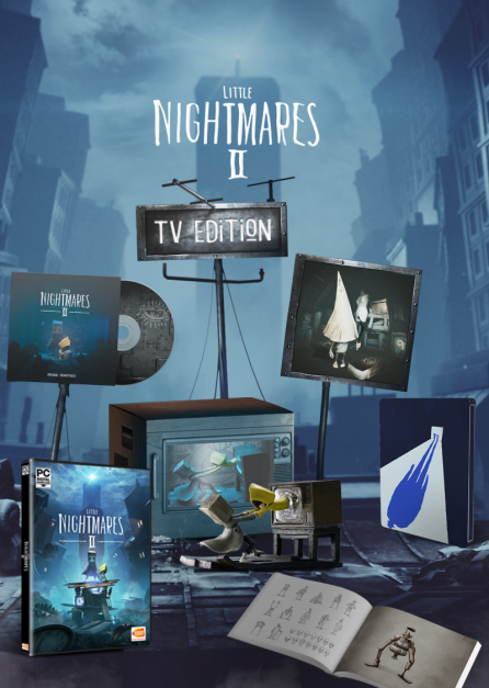 LITTLE NIGHTMARES II - Édition TV [PC]