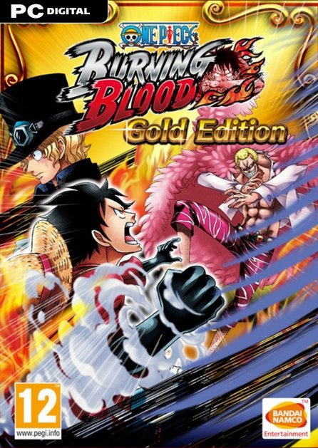 ONE PIECE: BURNING BLOOD - Gold Edition [PC Download]
