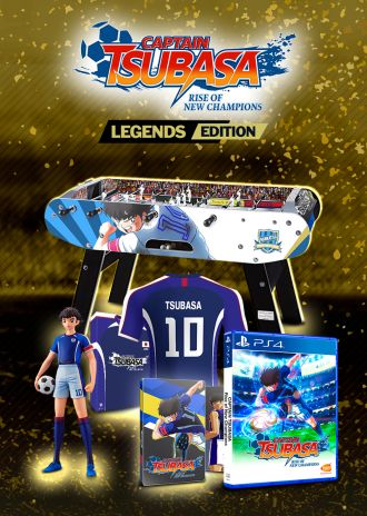 CAPTAIN TSUBASA - Legends Edition - Official jersey [PS4]