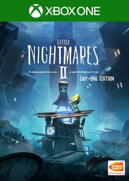 LITTLE NIGHTMARES II - DAY 1 EDITION [XBXONE]