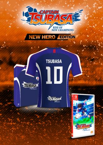 CAPTAIN TSUBASA - New Hero Edition - Offiziell trikot [SWITCH]