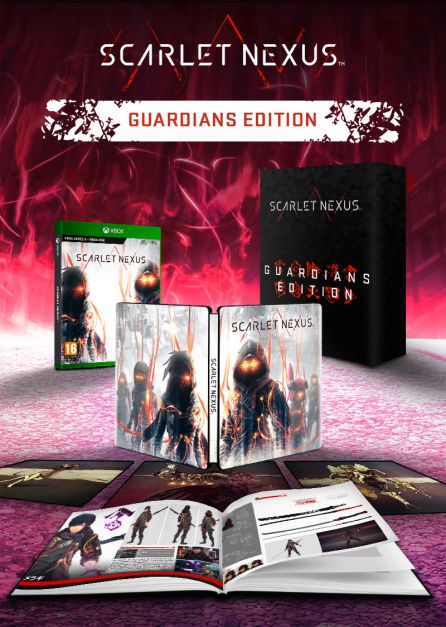 SCARLET NEXUS - Guardians Edition [XBXSX]