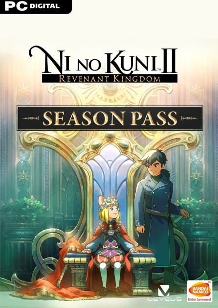 NI NO KUNI II : L'AVÈNEMENT D'UN NOUVEAU ROYAUME [PC Download] Season Pass
