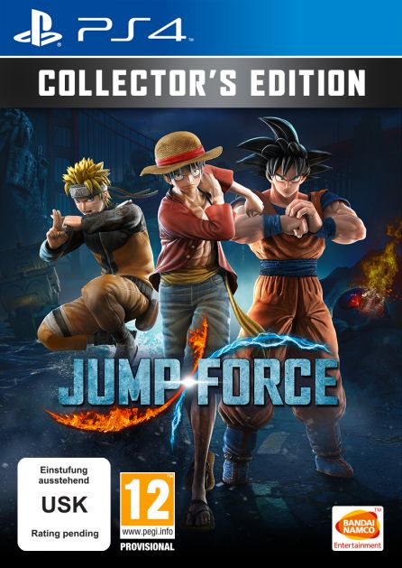 JUMP FORCE - Collector's Edition [PS4]
