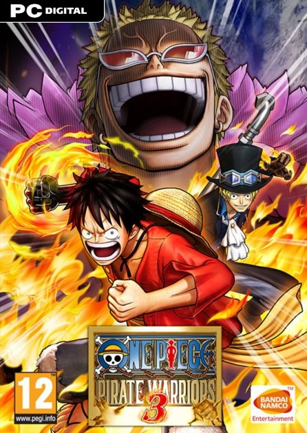 ONE PIECE PIRATE WARRIORS 3 [PC Download]
