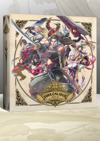 SOULCALIBUR – BEST OF – VINYL COLLECTION