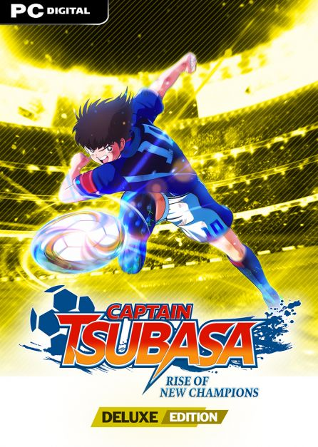 CAPTAIN TSUBASA: RISE OF NEW CHAMPIONS - Deluxe Edition [PC Download]