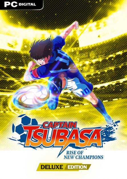 CAPTAIN TSUBASA: RISE OF NEW CHAMPIONS - Edición Deluxe  [PC Download]