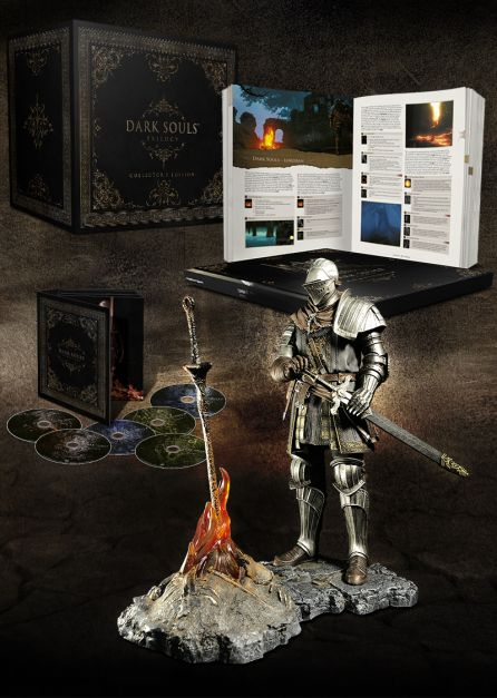 DARK SOULS TRILOGY - Édition Collector [PS4]