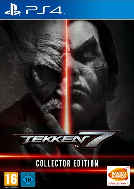 TEKKEN 7 - Édition Collector [PS4]