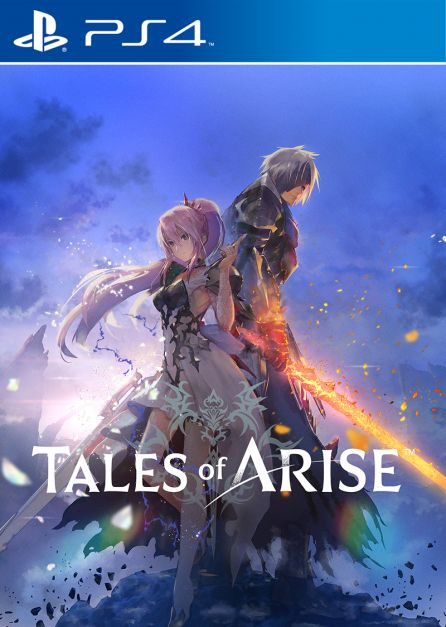 TALES OF ARISE [PS4]