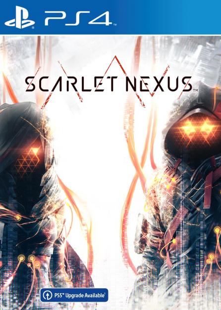 SCARLET NEXUS [PS4]