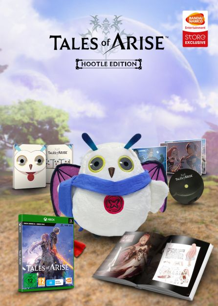 TALES OF ARISE - Hootle Edition [XBOX ONE / XBX]