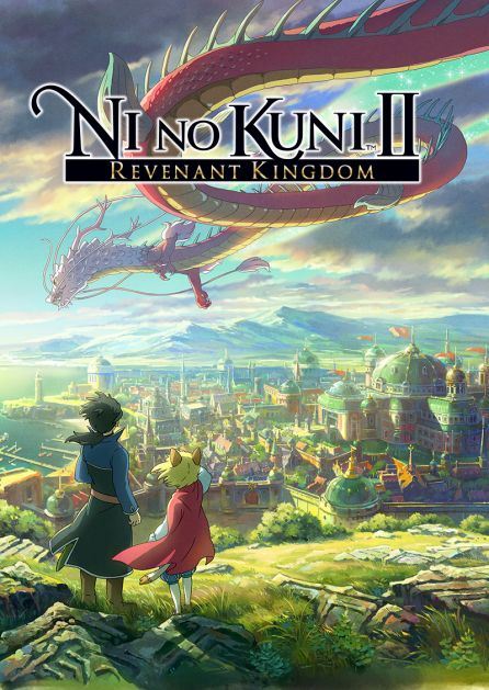 NI NO KUNI II : L'AVÈNEMENT D'UN NOUVEAU ROYAUME [PC Download]