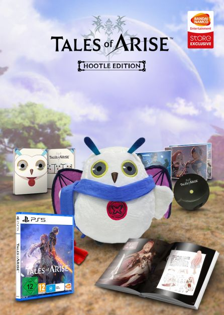 TALES OF ARISE - Hootle Edition [PS5]