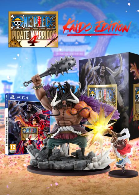 ONE PIECE: PIRATE WARRIORS 4 - Édition Collector [PS4]