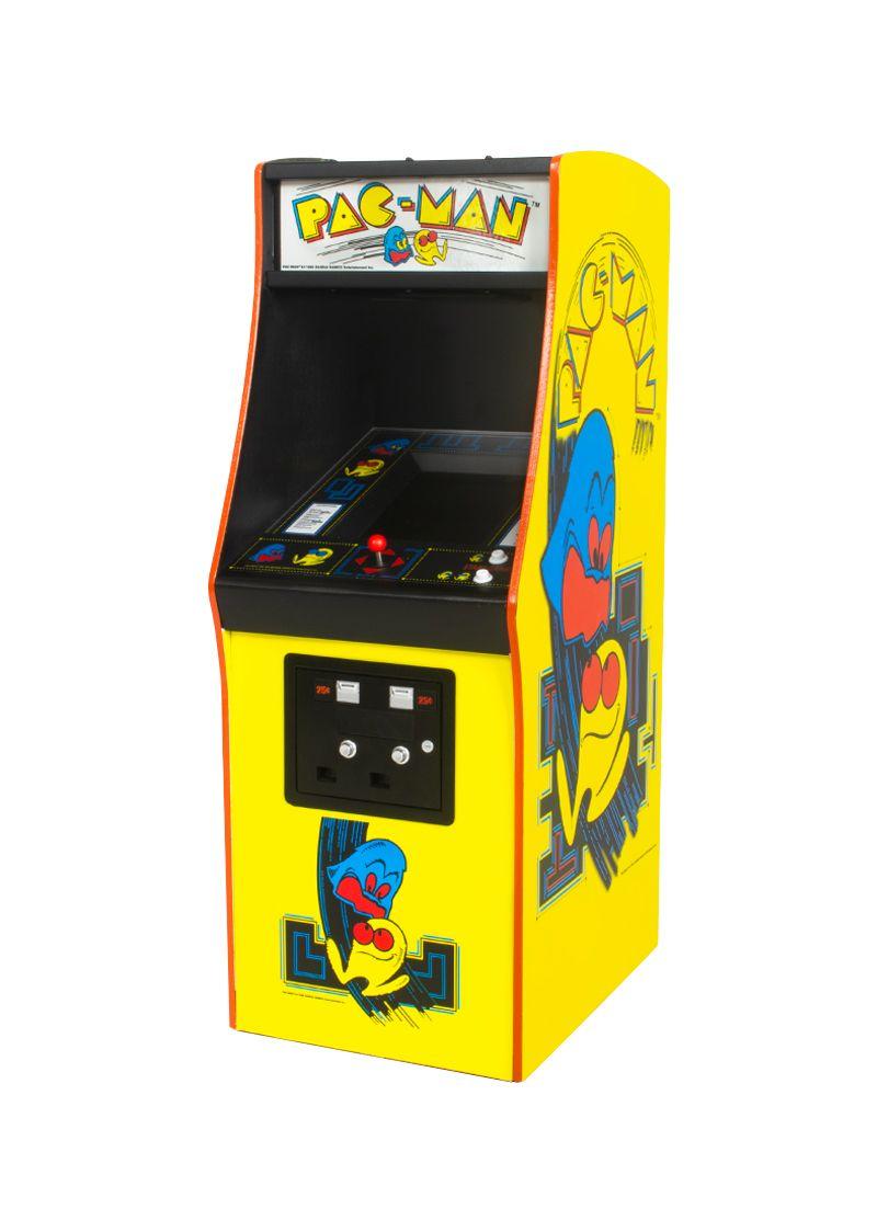 Official Pac Man Quarter Size Arcade Cabinet Bandai Namco Store Europe