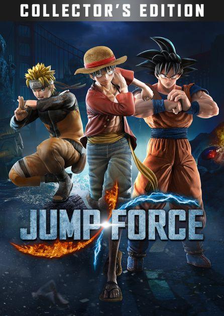 JUMP FORCE - Édition Collector [XBXONE]