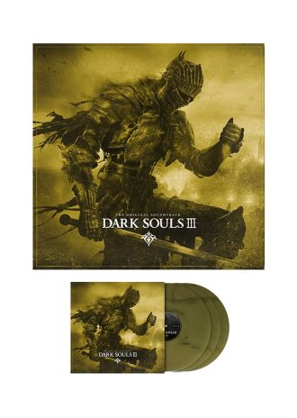 DARK SOULS III: THE VINYL COLLECTION