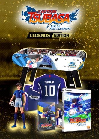 CAPTAIN TSUBASA - Legends Edition - Official jersey [PC]