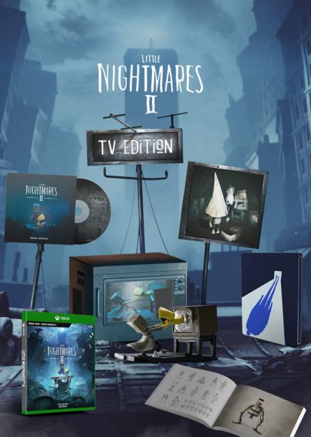 LITTLE NIGHTMARES II - Édition TV [XBXONE]