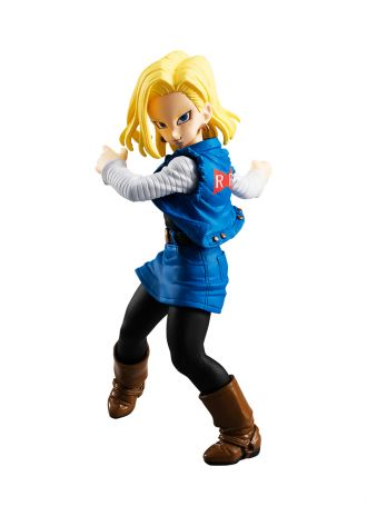 DRAGON BALL - STYLING ANDROID 18