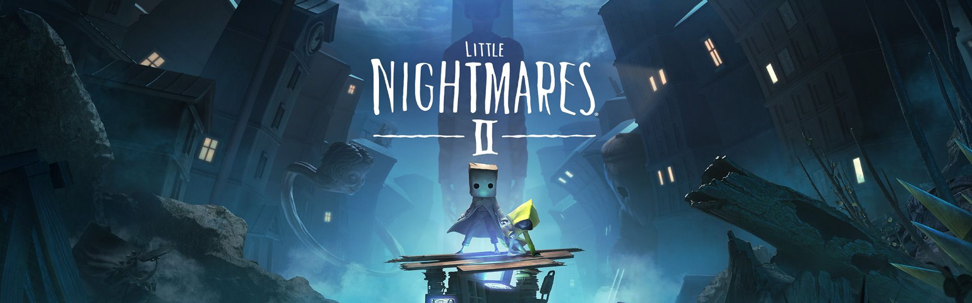LITTLE NIGHTMARES II - DAY 1 EDITION [PS4]