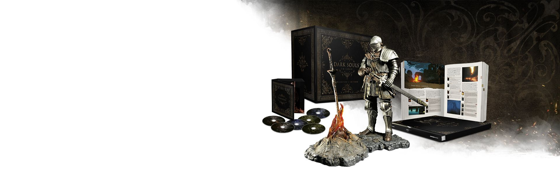 DARK SOULS TRILOGY - COLLECTOR'S EDITION