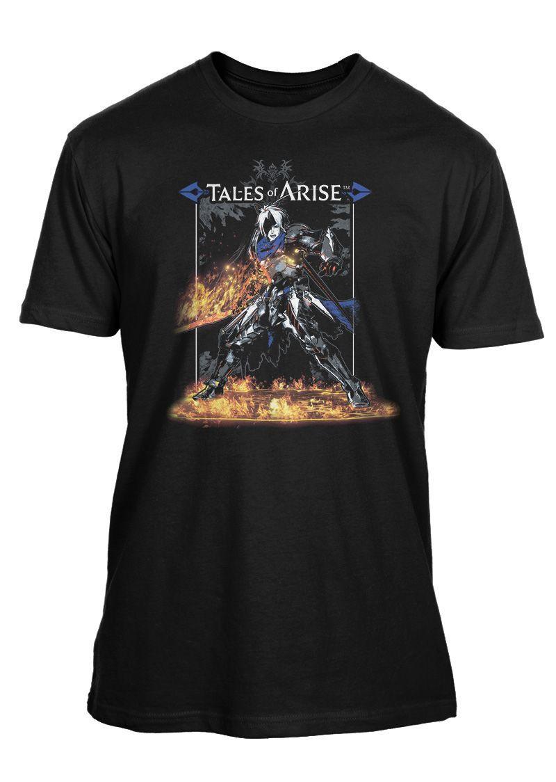 Tales of Arise - Alphen Character T-Shirt (Medium)