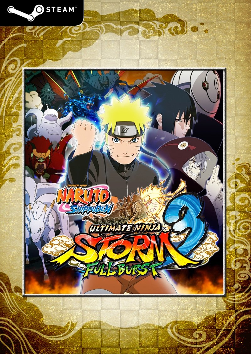 NARUTO SHIPPUDEN: Ultimate Ninja STORM 3 Full Burst (Steam Key)