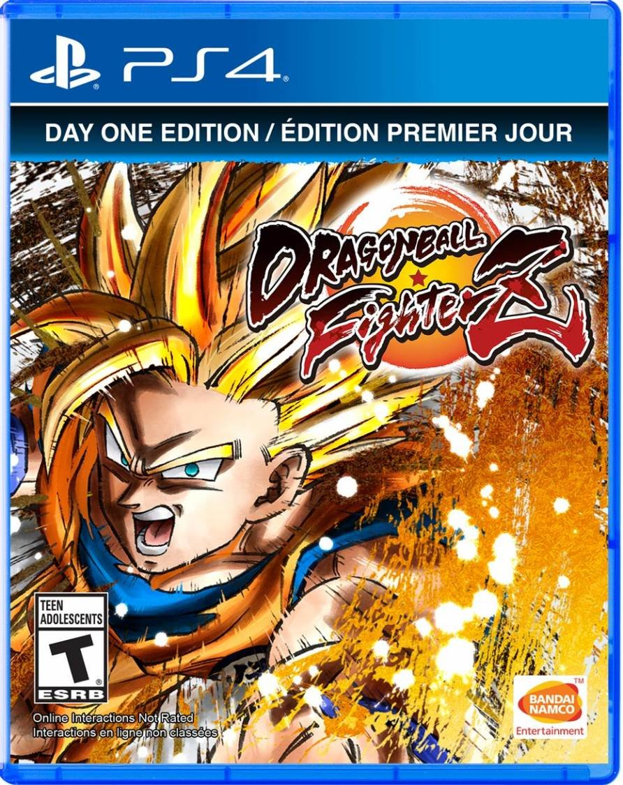DRAGON BALL FighterZ  Day One Edition (PlayStation 4)