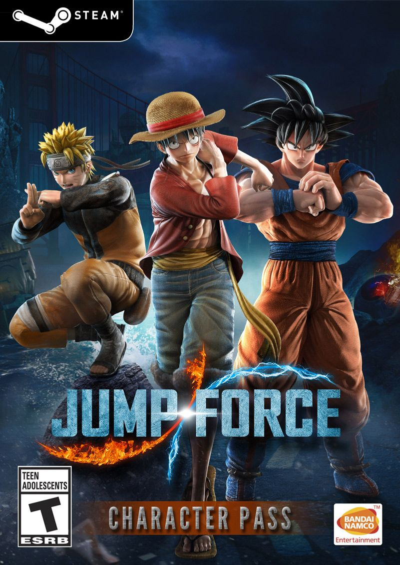 Jump Force Character Pass (STEAM KEY)
