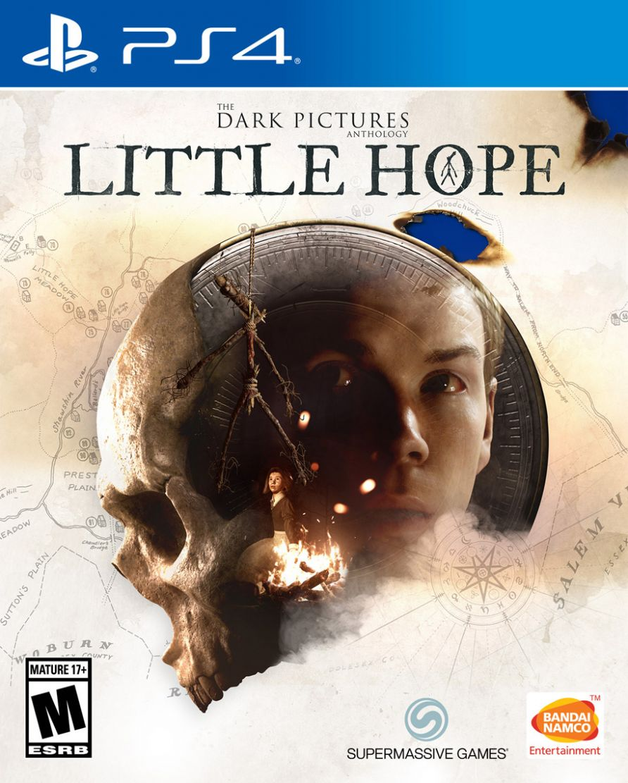 The Dark Pictures: Little Hope - Special Bundle (Playstation 4)