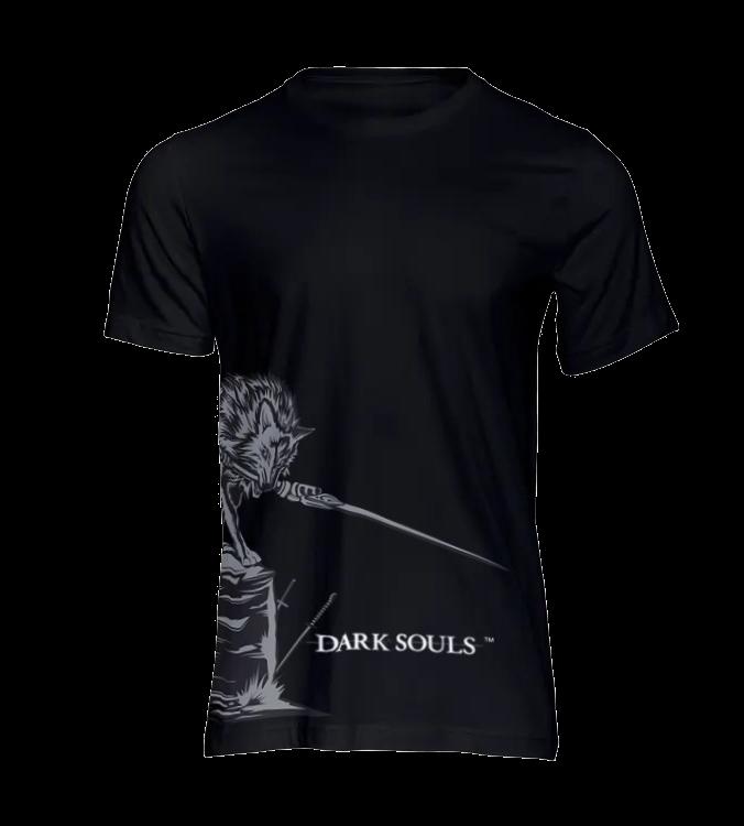 Dark Souls - Sif T-Shirt - X-Small