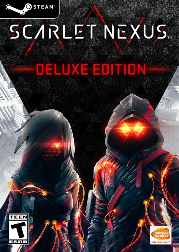 SCARLET NEXUS Deluxe Edition (STEAM)