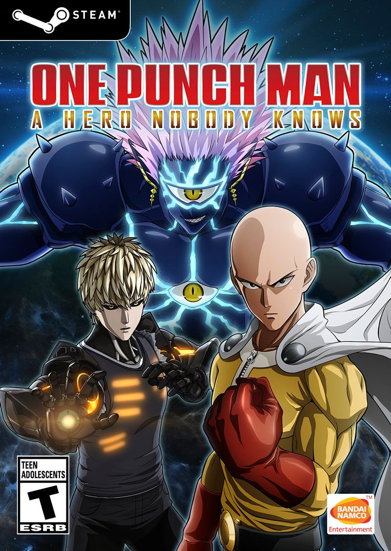 One Punch Man: A Hero Nobody Knows (Steam)