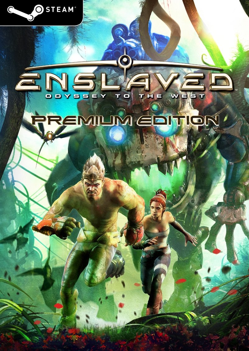 Enslaved: Odyssey to the West - Premium Edition (Steam Key)