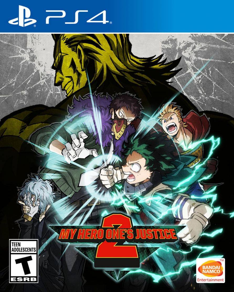 My Hero One's Justice 2 (Playstation 4)